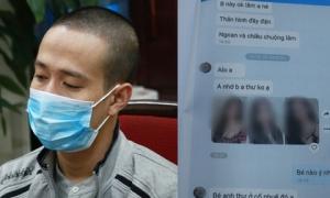 Hà Nội: Bắt trùm điều hành đường dây chuyên 'cung cấp' Sugar Baby