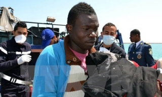 UNHCR: 700 người có thể đã thiệt mạng do đắm tàu ngoài khơi Libya
