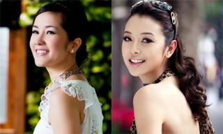 Vẻ đẹp 'vạn người mê' của những mỹ nhân 2 con showbiz Việt