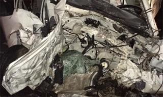 Tai nạn kinh hoàng trên Quốc lộ 1A, 4 người thương vong