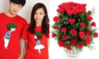 10 món quà ý nghĩa cho một Valentine tràn ngập yêu thương