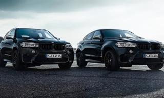 BMW tung ra phiên bản đặc biệt mới của cặp SUV sang X5 M và X6 M