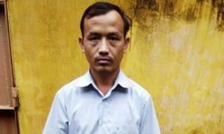 Ghen, một thầy giáo ở Nghệ An đâm vợ gục trên vũng máu
