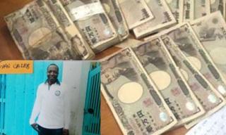 Sự thật động trời về 'ông chủ' 5 triệu yen Nhật đến từ châu Phi