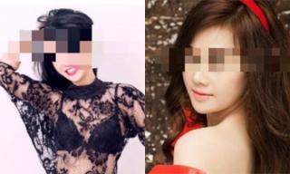 Chân dung 2 kiều nữ trong đường dây mại dâm cao cấp 14.000 đô