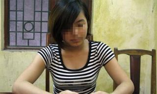 Đường vào nhà đá của hotgirl facebook Bống Quậy Nguyễn