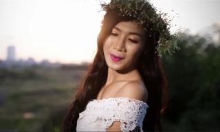 Cộng đồng mạng thích thú vơi clip cover' Cô Dâu' của thí sinh Lê Thùy Linh (64)