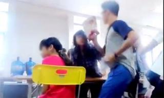 Sốc với clip nữ giáo viên ngoại ngữ ở trung tâm xưng mày, tao và chửi học viên vô học