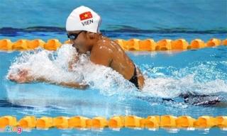Ánh Viên vào bán kết 200 m hỗn hợp tại giải bơi thế giới