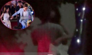Hot: Trường Giang ôm hôn khi đưa Nhã Phương về nhà lúc nửa đêm