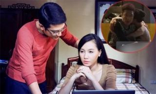 Chí Nhân bị bắt gặp ôm ấp MC Minh Hà giữa nơi đông người dù đã có vợ con