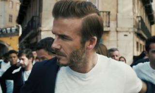 David Beckham đẹp trai vô đối trong quảng cáo H&M
