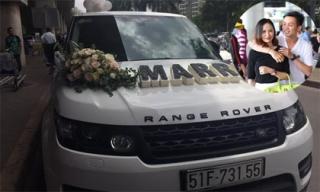 Minh Nhựa ra sân bay đón vợ con từ Hàn Quốc trở về sau những ngày vật vã đòi tự tử
