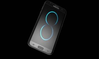 Cận cảnh Samsung Galaxy S8 đẹp khó có thể cầm lòng