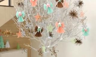 Hướng dẫn cách làm đồ trang trí Giáng sinh vừa đẹp vừa đơn giản