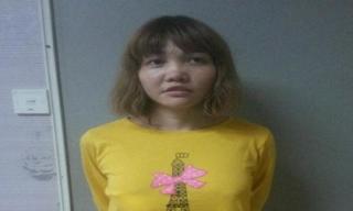 Đoàn Thị Hương có thể bị truy tố tội mưu sát vụ Kim Jong Nam