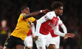 Arsenal 'méo mặt' với trận bất bại thứ 10 liên tiếp tại Premier League