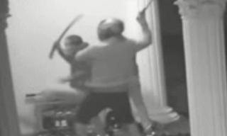Khởi tố vụ nhóm giang hồ cầm dao, kiếm xông vào đập phá nhà dân trong đêm