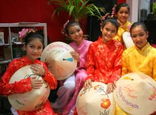 Tết Việt trên đất Thái