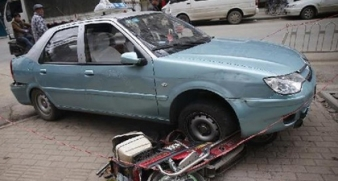 Trung Quốc: Tấn công bằng dao giữa phố, 8 người thương vong