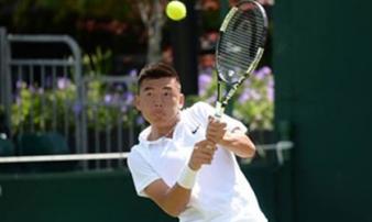 Bí quyết giúp Hoàng Nam lập kỳ tích Wimbledon trẻ