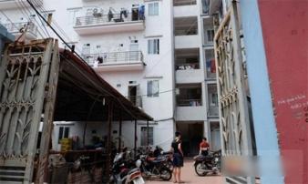 Hà Nội: Công an đục tường nhà giải cứu người phụ nữ bị rơi từ tầng 5 xuống đất