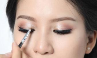 Mẹo trang điểm giúp đôi mắt đẹp hút hồn