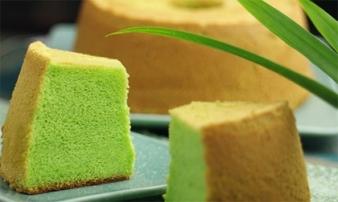 Những món bánh nhìn là thèm khắp năm châu