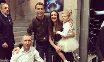 Nghĩa cử của Ronaldo với đồng nghiệp mắc bệnh hiểm nghèo
