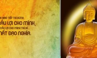 7 điều Đức Phật dạy về cuộc sống cần phải ghi nhớ