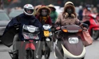 Dự báo thời tiết ngày 22/2: Bắc Bộ đón không khí lạnh