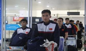 U20 Việt Nam 'khoe' sức mạnh trận gặp U20 Argentina