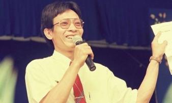 Loạt ảnh 'hiếm có khó tìm' về MC Lại Văn Sâm trước khi nghỉ hưu