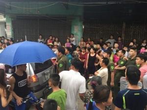 Công an dựng lại hiện trường vụ người mẹ nghi sát hại con đẻ 33 ngày tuổi ở Hà Nội
