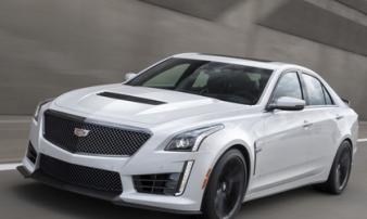 Cadillac CTS-V Carbon Black Edition có giá 3 tỷ đồng