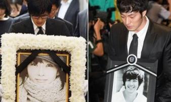 Xót lòng những sao Hàn trầm cảm đến mức tự tử, bỏ lại gia đình đau thương