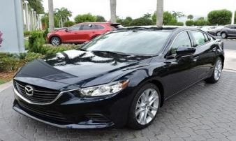 Theo chân CX-5, Mazda6 tiếp tục giảm giá