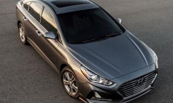 Hyundai Sonata 2018 có giá chỉ từ 500 triệu đồng
