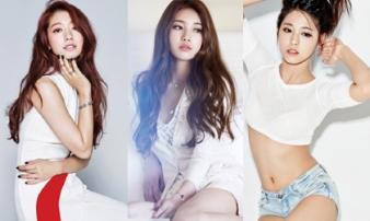 Tuyệt chiêu giảm cân của ba mỹ nữ đẹp nức tiếng xứ Hàn?