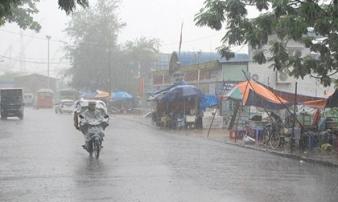 Tin thời tiết 18/6: Miền Bắc mưa tiếp 3 ngày tới