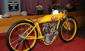 Top 10 môtô cổ đắt đỏ nhất hành tinh