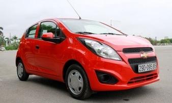 Mua ô tô nào với giá dưới 300 triệu đồng ở Việt Nam?