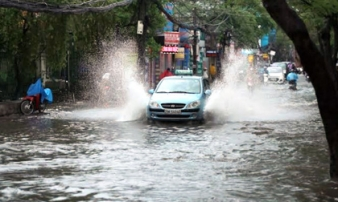 Tin thời tiết hôm nay (19.6): Đầu tuần, Hà Nội tiếp tục mưa, có gió giật mạnh