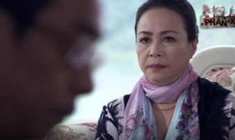 Cuộc đời thực của vợ 'ông trùm' Phan Quân trong phim Người phán xử