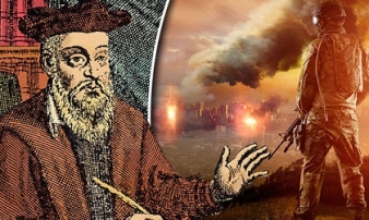 """Nhà tiên tri Nostradamus dự báo """"chiến tranh nóng"""" 2017 như thế nào?"""