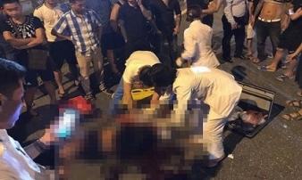 Vụ nam thanh niên bị đâm gục ở đường Võ Chí Công: Mâu thuẫn do... tè bậy