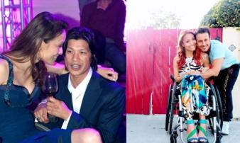 Bất ngờ với cuộc sống về người vợ tật nguyền của Dustin Nguyễn sau 6 năm ly hôn