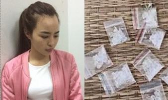 Kiều nữ Gia Lai mua ma túy tổ chức sinh nhật