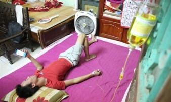 Người dân sống giữa lòng Hà Nội 'thấp thỏm' không yên vì cả làng bị sốt xuất huyết