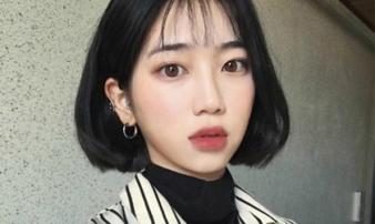 Hot trend tóc ngắn uốn phồng sang chảnh thống trị 2017